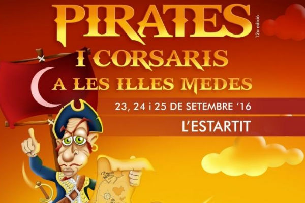 Medes islands pirates and corsairs