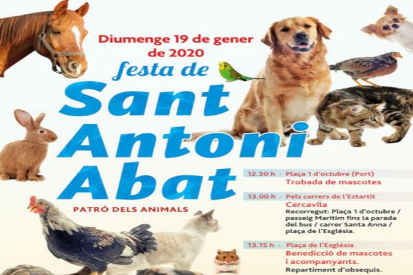 """Festa de Sant Antoni Abat"" – January 2020"