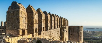 Medieval tours while your stay in our rental apartments in Estartit