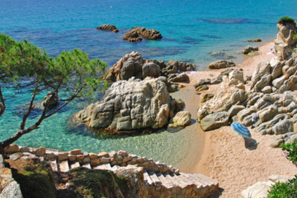 Other beaches in Costa Brava