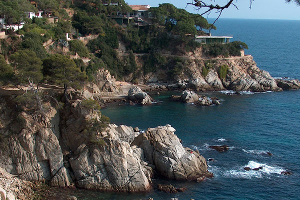 Costa Brava coastal pathway