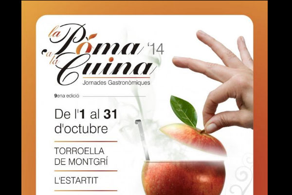Sa Gavina apartments in estartit are 15 mins away from the gastronomic apple festival