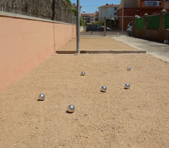 News 2019: We have two new petanque courts – August 2019