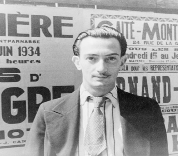 Salvador Dalí and Domènech – July 2020