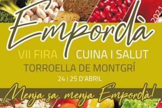 The Fira Empordà Cuina i Salut is back – April 2021