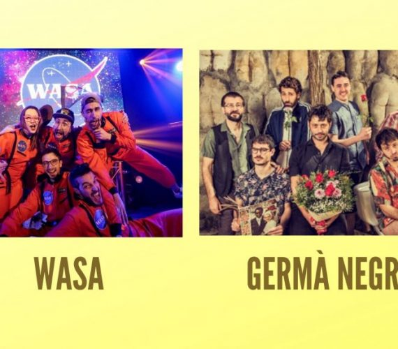 Concert with Wasa and Germà Negre